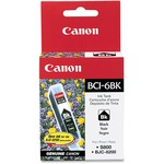 canon bci6bk c m y g r color ink tanks - sku: cnmbci6bk - us-based customer support