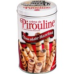 large variety of marjack pirouline cookies - wide selection - sku: mjk65050