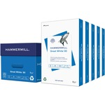 find hammermill great white copy paper - new  lower prices - sku: ham86750