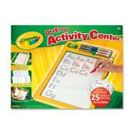large supply of crayola dry-erase activity center - quick and easy ordering - sku: cyo988630