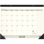 at-a-glance recyclable two-colored desk pad - sku: aagsk32g00 - shop here and save money