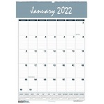 doolittle 12-month wirebound wall calendars - sku: hod333 - discount pricing