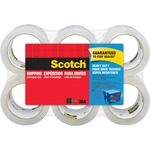 3m scotch super strength packaging tape - sku: mmm38506 - ships quickly
