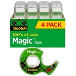 3m scotch non-yellowing magic tape - sku: mmm4105 - rapid shipping
