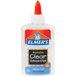 find elmer s washable clear school glue - excellent customer support team - sku: epie305