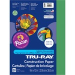 lowered prices on pacon tru-ray heavyweight construction paper - top rated customer support team - sku: pac102960