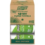 get the lowest prices on marcal u-size-it paper towel rolls - outstanding customer service - sku: mrc06183
