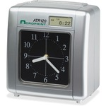 acroprint wall mountable electronic time clock - sku: acp010212000 - fast  free shipping