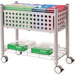 need some vertiflex open top rolling file cart   - quick   free delivery - sku: vrtvf52000