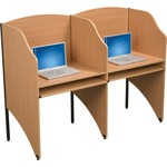 search for balt deluxe floor carrels - free and quick delivery - sku: blt89869