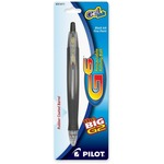 pilot g-6 retractable gel pens - sku: pil31411 - top notch customer care staff