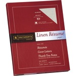 shop for southworth linen resume paper - new  lower pricing - sku: sourd18acfln