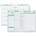 large variety of franklin original full year daily planning pages - great selection - sku: fdp35419