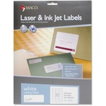 trying to find maco multipurpose self-adhesive mailing labels  - quick and easy ordering - sku: macml3025