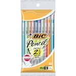 large supply of bic .7mm mechanical pencils w  lead - extensive selection - sku: bicmplp101