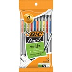 large supply of bic top advance mechanical pencils - ulettera fast shipping - sku: bicmpp101