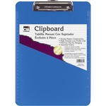 lower prices on charles leonard rubber grip plastic clipboards - rapid delivery - sku: leo89715