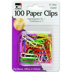 order charles leonard vinyl coated paper clips - excellent customer support team - sku: leo80033