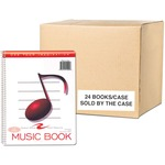 roaring spring wirebound music notebook  - terrific prices - sku: roa15009
