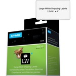 large variety of dymo labelwriter high-capacity shipping labels - super fast shipping - sku: dym30256