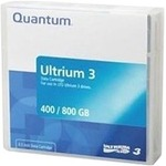 Quantum LTO Ultrium 3 Data Cartridge MR-L3MQN-05