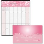 lowered prices on doolittle breast cancer awareness wall calendar - large variety - sku: hod246