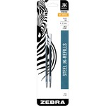 trying to find zebra g-301 jk gel stainless steel pen refill  - shop here - sku: zeb88122