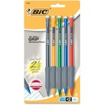 bic bicmatic grip mechanical pencils - sku: bicmpfgp51 - extensive selection