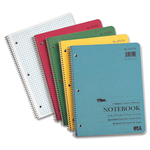 get tops 80-sheet wirebound notebook - professional customer support - sku: top65154