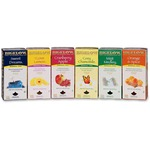 large variety of bigelow assorted caffeine-free herbal teas - us-based customer support - sku: btc16578