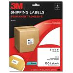 3m permanent adhesive shipping address labels - excellent customer care staff - sku: mmm3100x