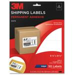 3m permanent adhesive shipping address labels - excellent customer service - sku: mmm3200v