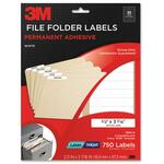 need some 3m 1500 laser inkjet permanent adhesive file folder labels  - reduced pricing - sku: mmm3300h
