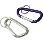 buy baumgartens carabiner key chains - excellent customer service - sku: bau41020