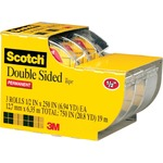 3m scotch double-sided tape w dispensers - save money - sku: mmm3136