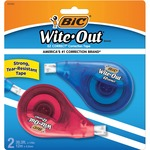 shopping online for bic wite-out brand correction tape  - super fast delivery - sku: bicwotapp21