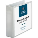 find business source standard view binders - outstanding customer care team - sku: bsn09987