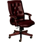 shop for hon 6540 series executive high-back chairs - us-based customer service - sku: hon6541nej65