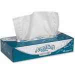 georgia pacific angel soft ulettera facial tissue - discounted prices - sku: gep48560