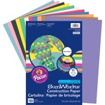huge selection of pacon sunworks smart-stack heavyweight construction paper - top notch customer care staff - sku: pac6526