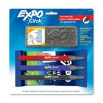 purchase sanford expo click dry-erase fine point marker kit - outstanding customer care staff - sku: san1751668