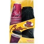 lower prices on solo cup trophy brand combo pack cups w lids - easy online ordering - sku: slofsx120041