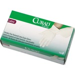 lower prices on medline curad powder free latex exam gloves - ulettera fast shipping - sku: miicur8106
