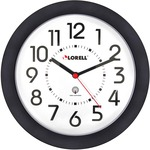 shopping for lorell 8.5  radio controlled wall clock  - excellent selection - sku: llr60990