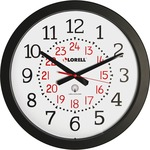 in the market for lorell 14  professional radio controlled wall clock  - easy online ordering - sku: llr60993