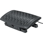fellowes climate-control footrest - sku: fel8030901 - great pricing