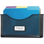 discounted pricing on fellowes mesh partition file pockets - top notch customer support team - sku: fel7702701