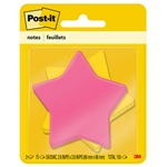 shopping for 3m post-it star and heart-shaped note pads  - terrific pricing - sku: mmm7350ssstr
