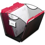 large supply of safco mesh desktop tub file - excellent customer care staff - sku: saf2162bl