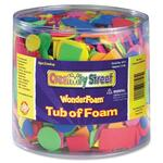 get chenille kraft wonderfoam tub of shape pieces - top rated customer service